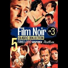 Film Noir Classics Collection:Vol 3 - (Region 1 Import DVD)