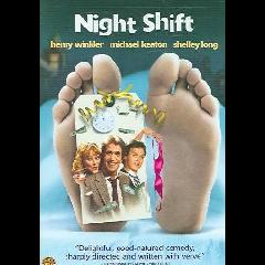 Night Shift - (Region 1 Import DVD)