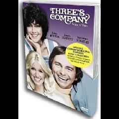 Three's Company:Season 2 -(parallel import - Region 1)