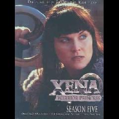 Xena:Warrior Princess Season 5 - (Region 1 Import DVD)