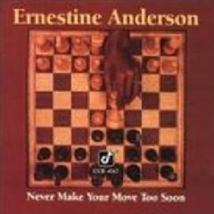 Never Make Your Move Too Soon - (Import CD)