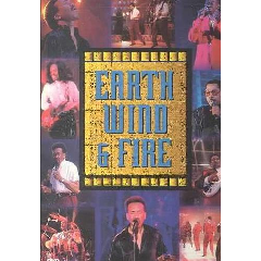 Earth,Wind & Fire:Live - (Region 1 Import DVD)