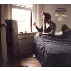 James Jackson Toth - Waiting In Vain (CD)