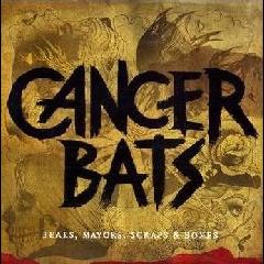 Cancer Bats Bears, Mayors - Scraps & Bones (CD)