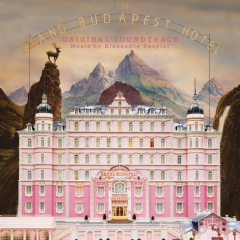 Grand Budapest Hotel - Grand Budapest Hotel (CD)