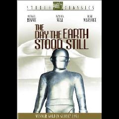 Day the Earth Stood Still - (Region 1 Import DVD)