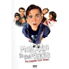 Malcolm in the Middle - (Region 1 Import DVD)