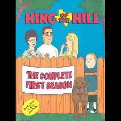 King of the Hill Season 1 - (Region 1 Import DVD)