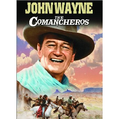 Comancheros - (Region 1 Import DVD)