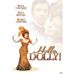 Hello Dolly - (Region 1 Import DVD)
