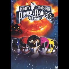 Mighty Morphin Power Rangers:Movie - (Region 1 Import DVD)