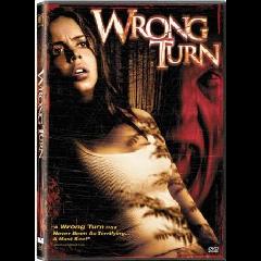 Wrong Turn - (Region 1 Import DVD)