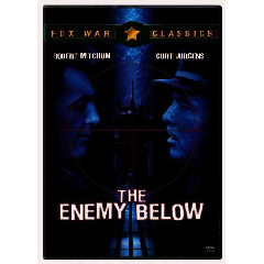 Enemy Below - (Region 1 Import DVD)