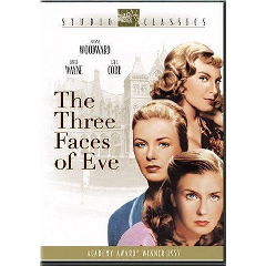 Three Faces of Eve - (Region 1 Import DVD)