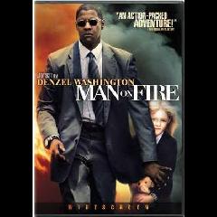 Man on Fire - (Region 1 Import DVD)
