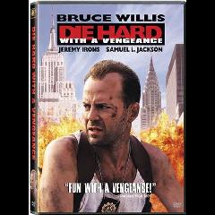 Die Hard with a Vengeance - (Region 1 Import DVD)