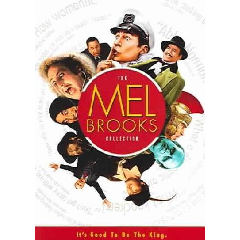 Mel Brooks Box Set Collection - (Region 1 Import DVD)