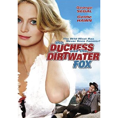 Duchess and the Dirtwater Fox - (Region 1 Import DVD)