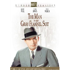 Man in the Gray Flannel Suit - (Region 1 Import DVD)