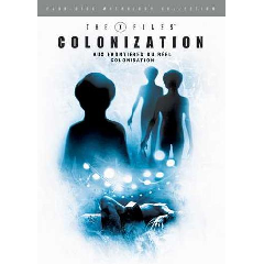 X Files Mythology:Colonization Vol 3 - (Region 1 Import DVD)