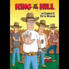 King of the Hill Season 5 - (Region 1 Import DVD)