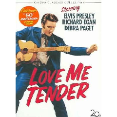 Love Me Tender Special Edition - (Region 1 Import DVD)