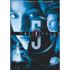 X Files Season 5 - (Region 1 Import DVD)