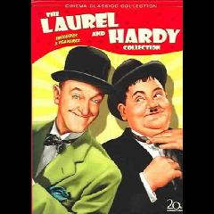 Laurel and Hardy Gift Set - (Region 1 Import DVD)