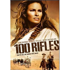 100 Rifles (Region 1 Import DVD)