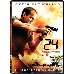 24 Redemption - (Region 1 Import DVD)