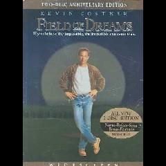 Field of Dreams Anniversary Edition - (Region 1 Import DVD)
