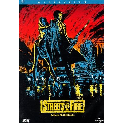 Streets of Fire - (Region 1 Import DVD)