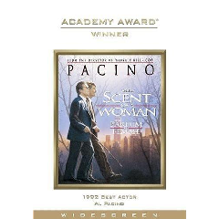 Scent of a Woman - (Region 1 Import DVD)