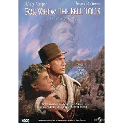 For Whom the Bell Tolls - (Region 1 Import DVD)