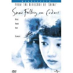 Snow Falling on Cedars - (Region 1 Import DVD)
