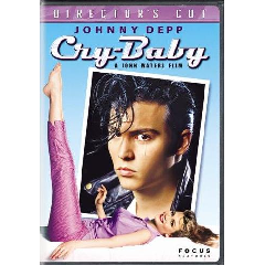 Cry Baby - Director's Cut (Region 1 Import DVD)