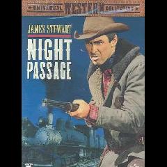 Night Passage - (Region 1 Import DVD)