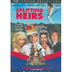 Splitting Heirs - (Region 1 Import DVD)