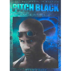 Chronicles of Riddick:Pitch Black - (Region 1 Import DVD)