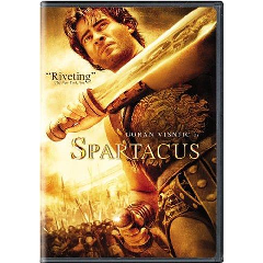 Spartacus Mini Series - (Region 1 Import DVD)