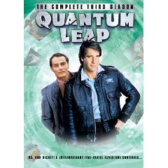 Quantum Leap:Complete Third Season -(parallel import - Region 1)
