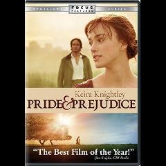 Pride & Prejudice (2005) (Region 1 Import DVD)