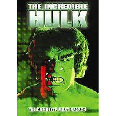 Incredible Hulk: The Complete First Season - (Region 1 Import DVD)