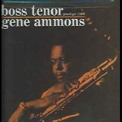 Gene Ammons - Boss Tenor - Remastered (CD)