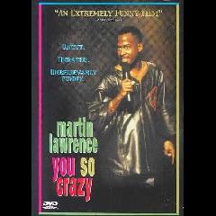 You So Crazy - (Region 1 Import DVD)