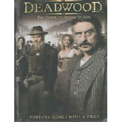 Deadwood:Complete Second Season - (Region 1 Import DVD)