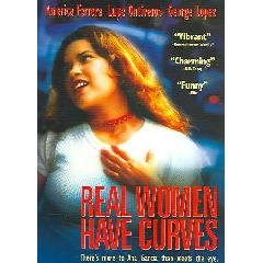 Real Women Have Curves - (Region 1 Import DVD)