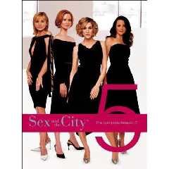 Sex and the City:Complete 5th Season - (Region 1 Import DVD)