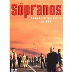 Sopranos:Complete Third Season - (Region 1 Import DVD)