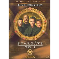 Stargate Sg 1:Season 2 - (Region 1 Import DVD)
